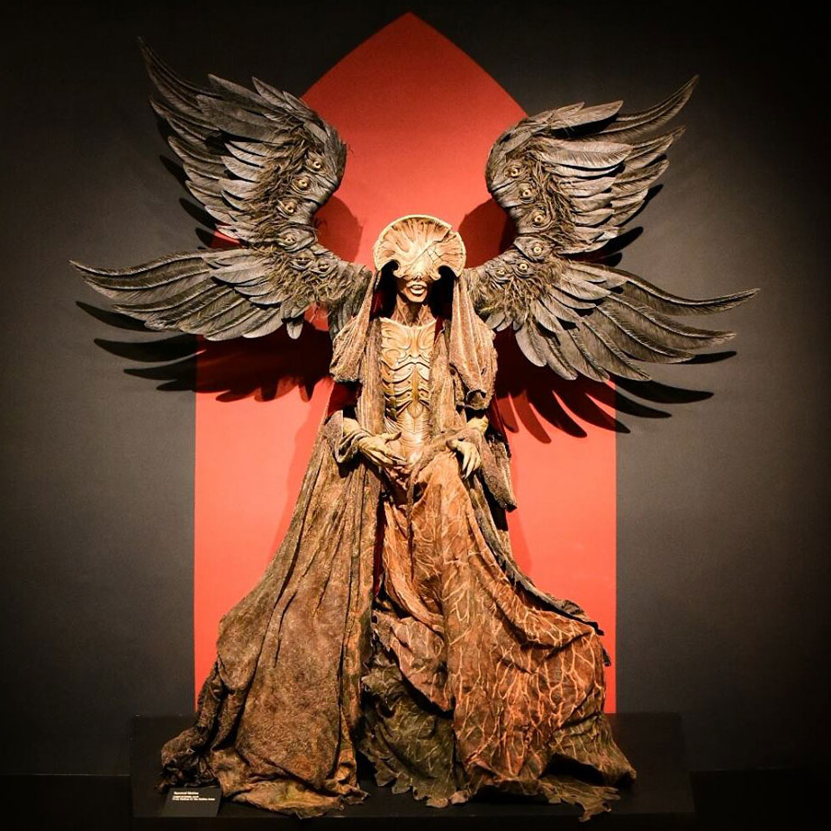 gdt angel of death At Home With Monsters Los Angeles County Museum of Art Guillermo Del Toro At Home With Monsters