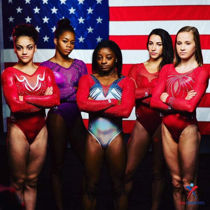 the final five 720x720 the final five Wallpaper olympics 2016