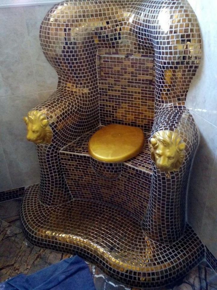 the golden throne 720x960 the golden throne wtf Art