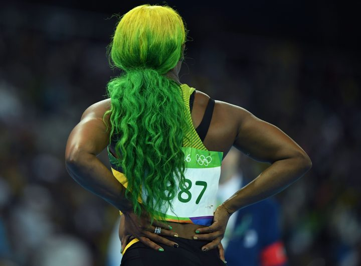 green haired Olympian.jpg