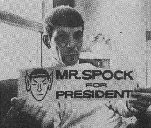 spock-for-pres