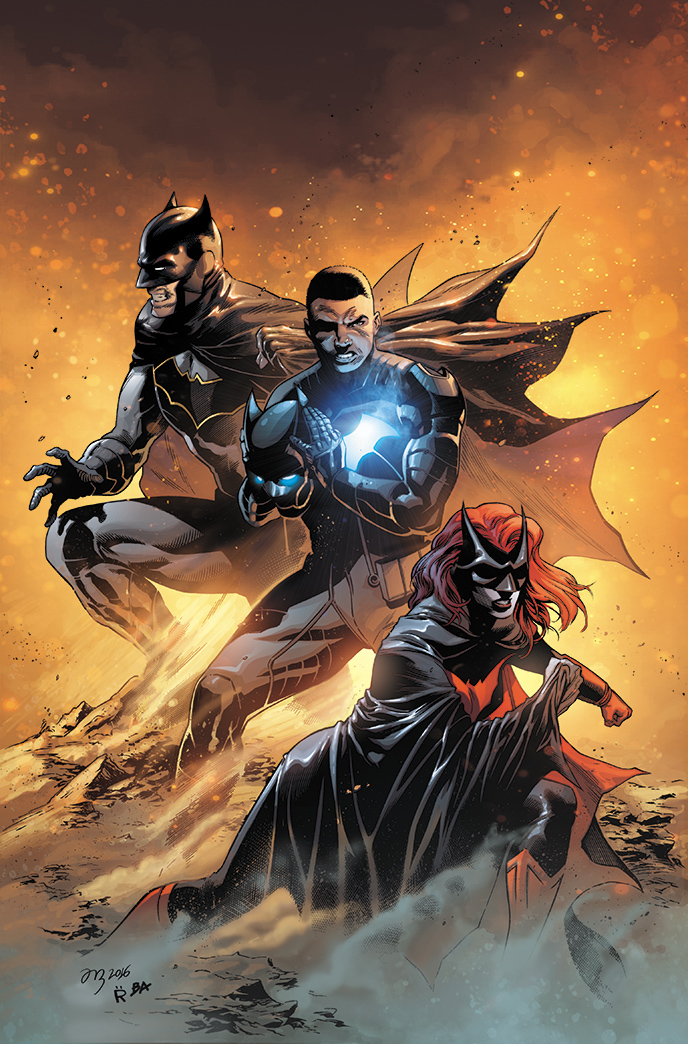 Batman, Batwing and Batwoman from Detective comics 944.jpg
