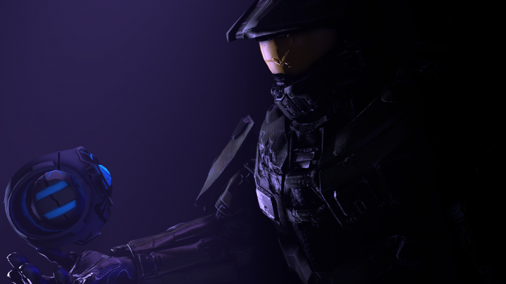 Master Chief Fondling a Monitor.png