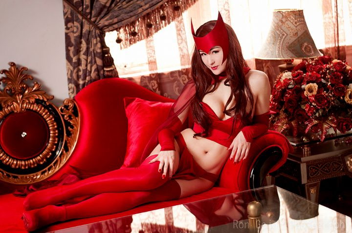Mostflogged as the Scarlet Witch.jpg