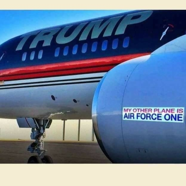 My other planeis air force one.jpg