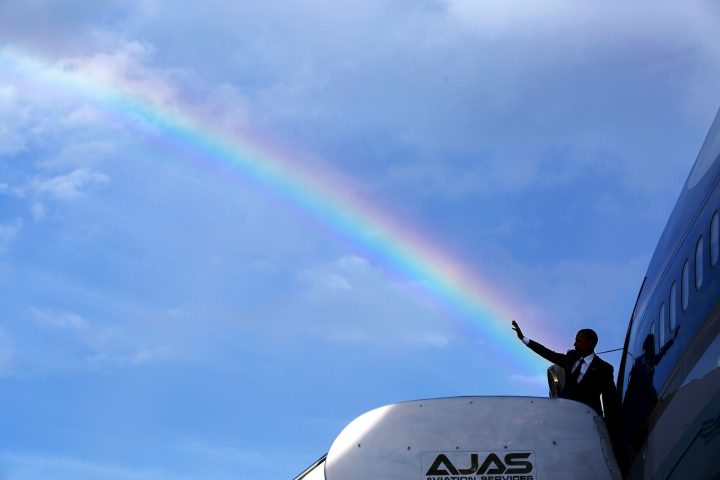 Obama was the golden pot at the end of the rainbw.jpg