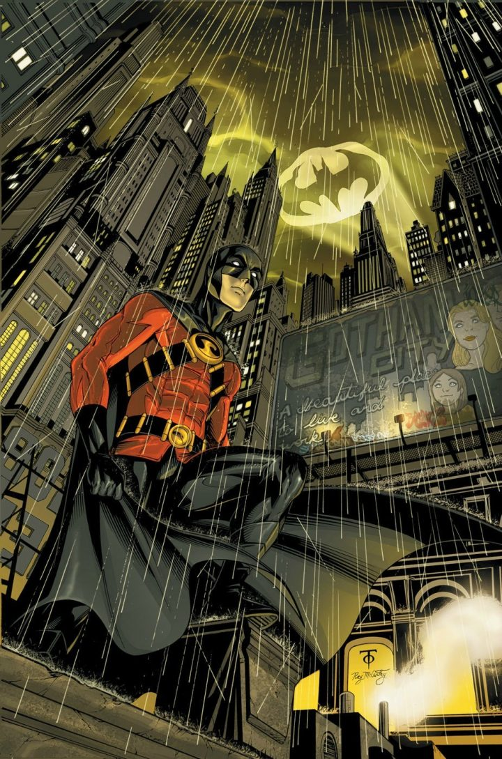 Red Robin over a Rainy Gotham.jpg