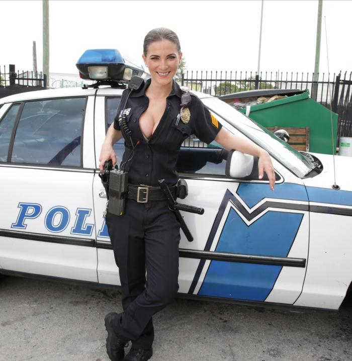 Fake cop new police fucks teen xxx agent