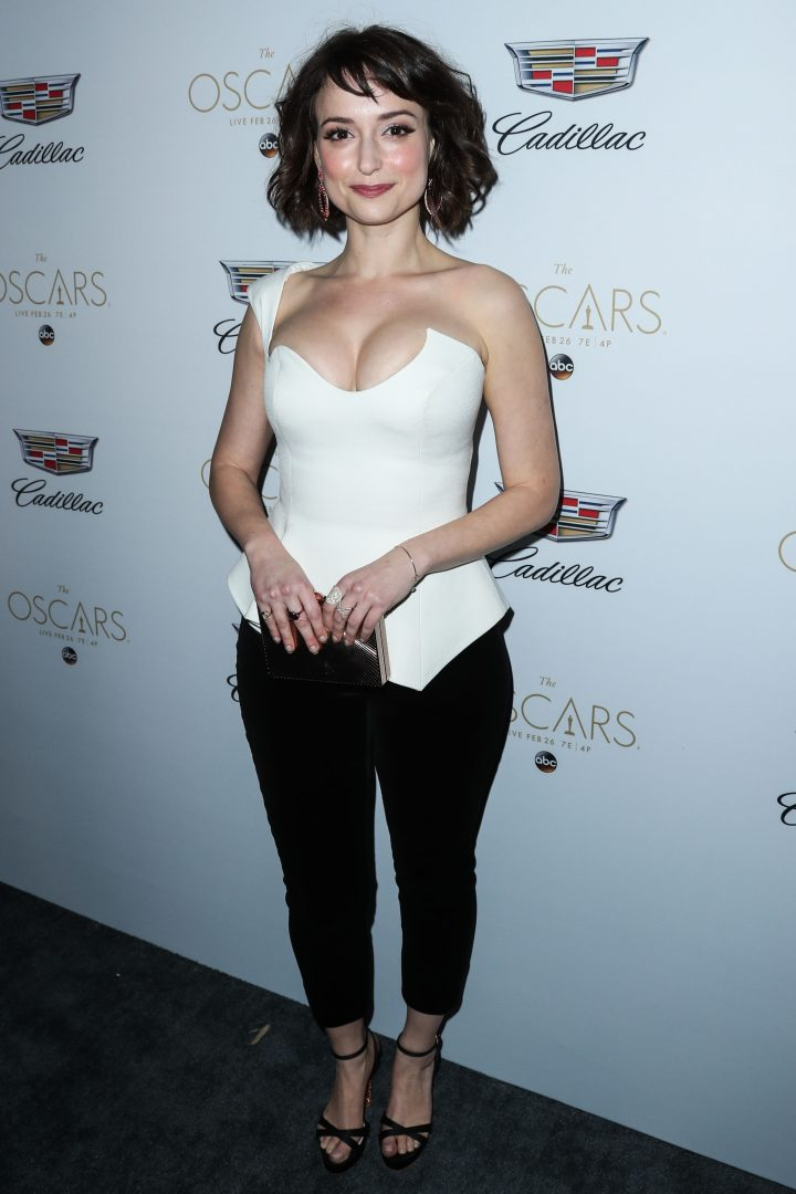 Milana Vayntrub – Cadillac celebrates The 89th Annual Academy Awards in Los Angeles