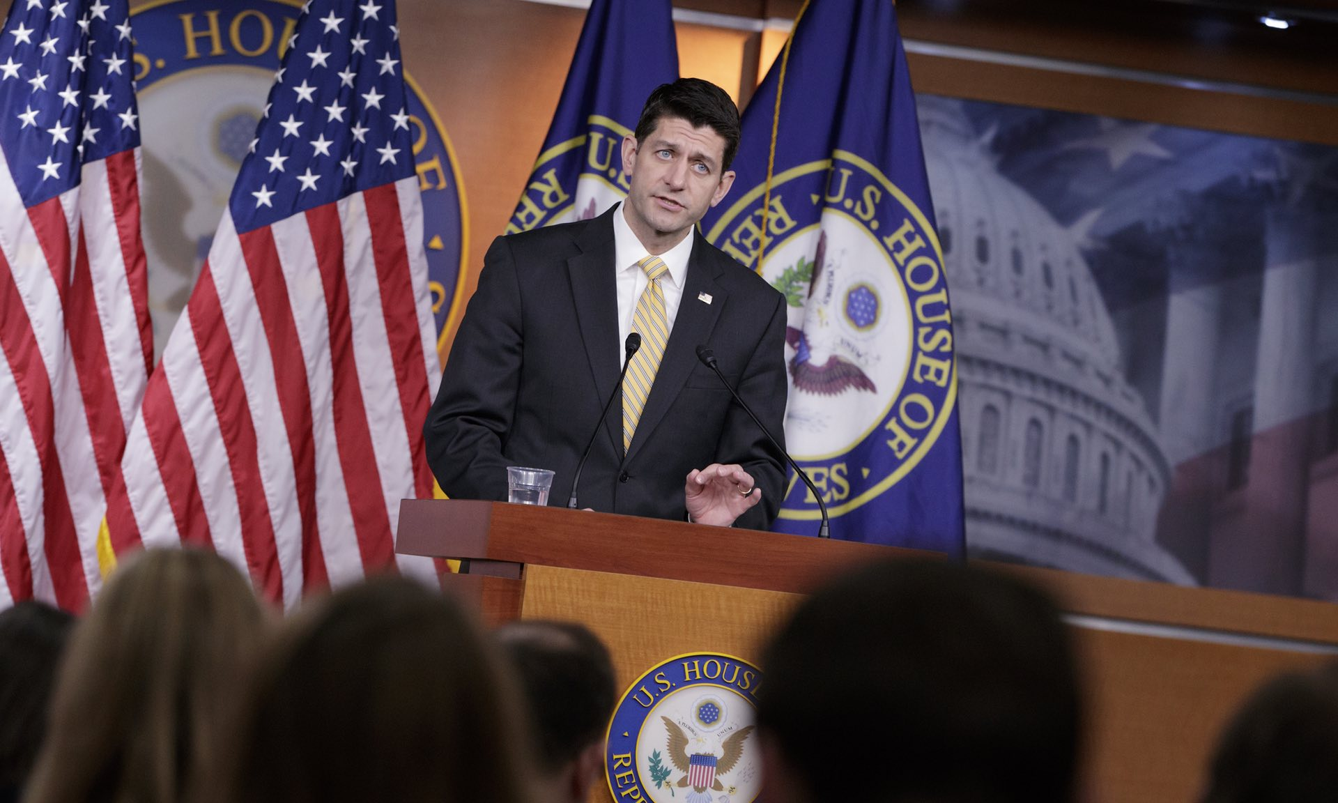 House Republicans reveal bill to repeal and replace Obama ...