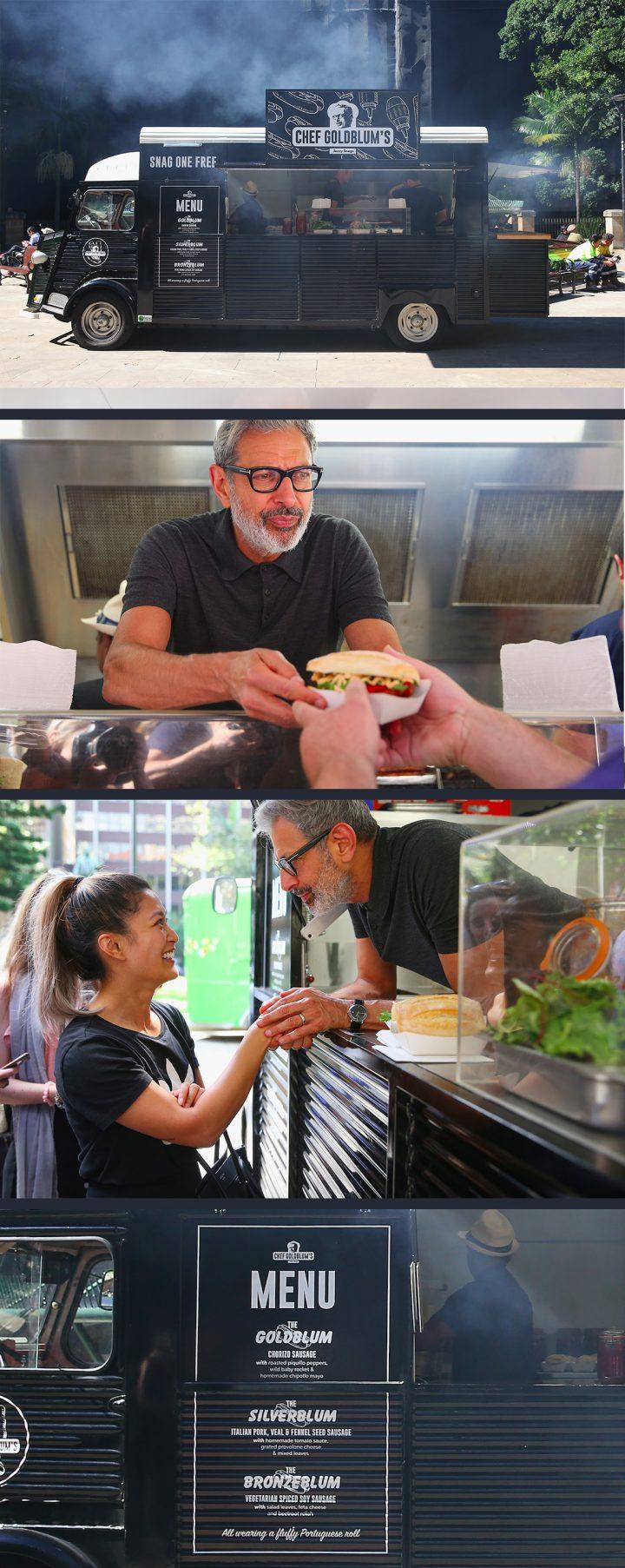 Chef Goldbum's Food Truck
