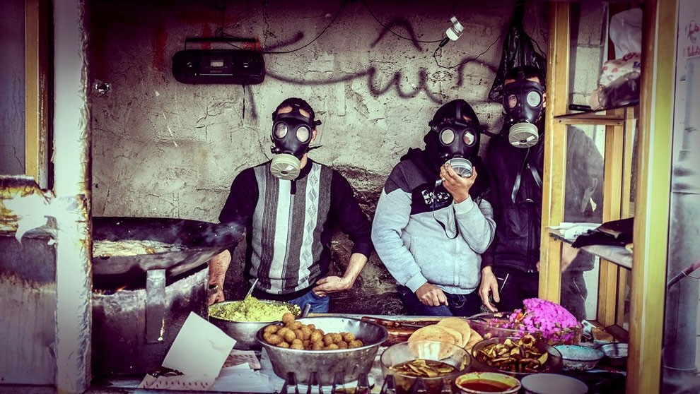 Gas Mask Meal Time.jpg