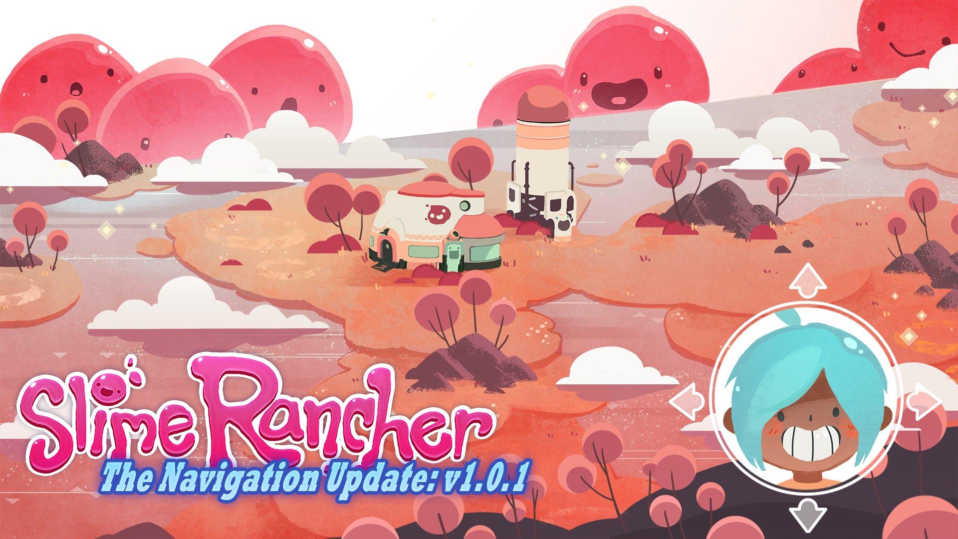 Slime Rancher Expansion Wallpaper Myconfinedspace