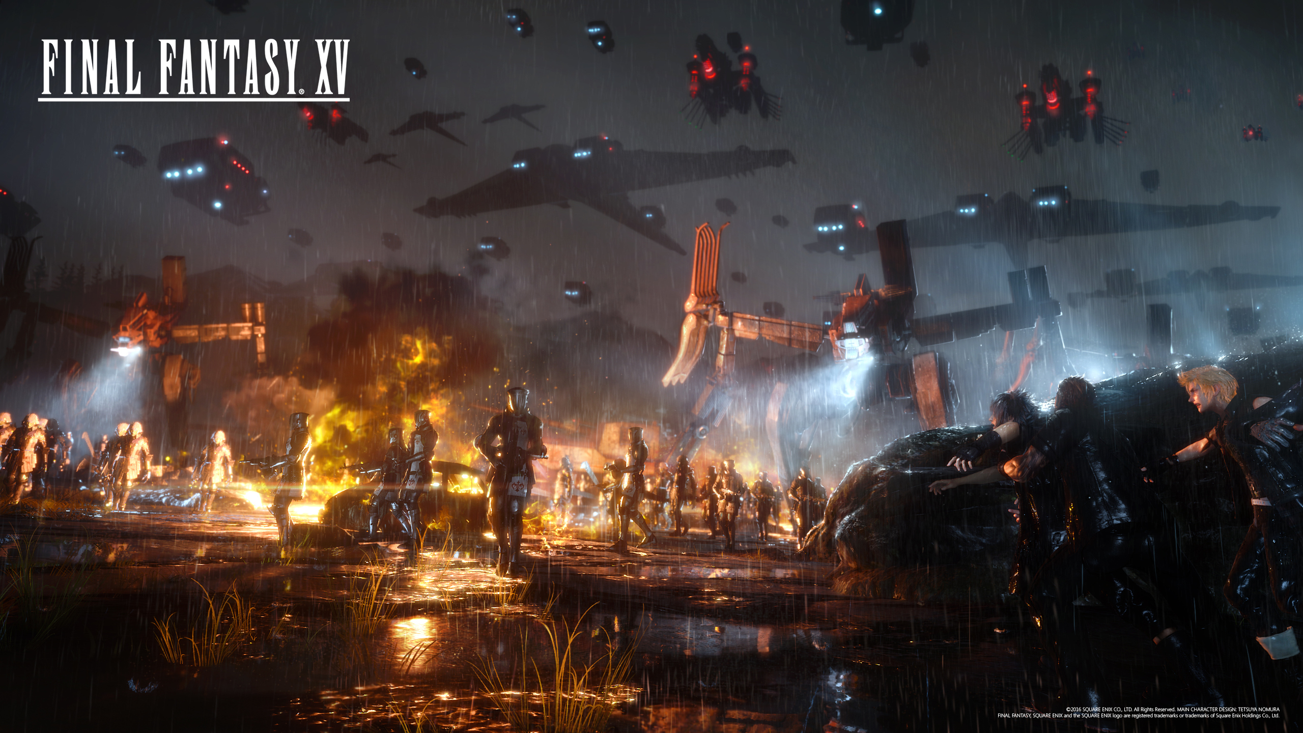 Final Fantasy XV Invasion