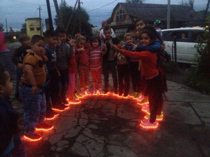 Light Up Friends