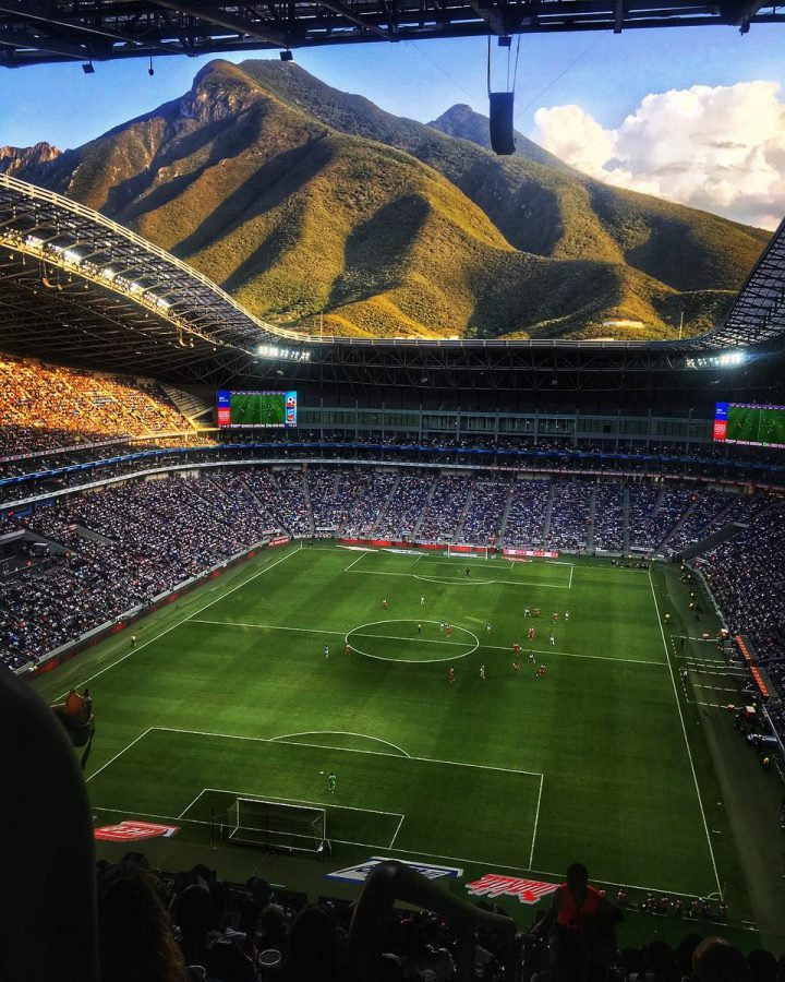 Mountain Stadium