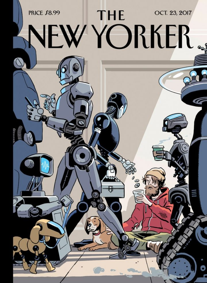 The New Yorker – Robotic Future
