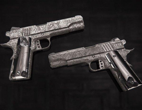 Meteorite Guns