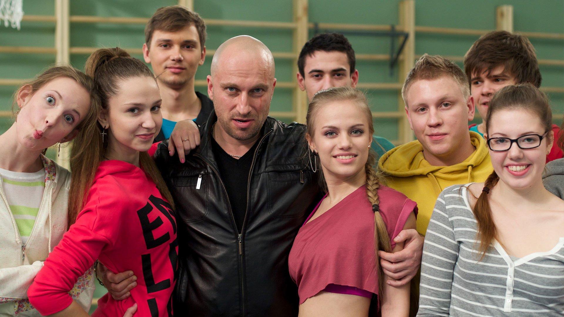 The series Fizruk: actors, role, photo 44