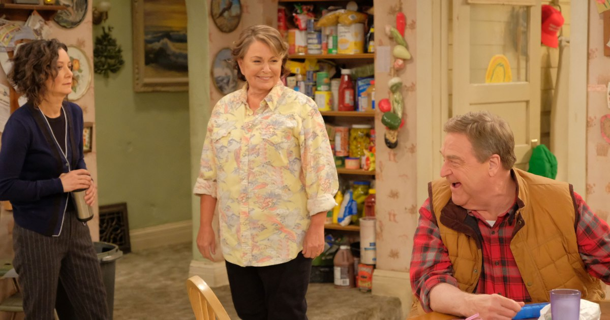 Sorry haters, but the 'Roseanne' revival is a real treat: EW review