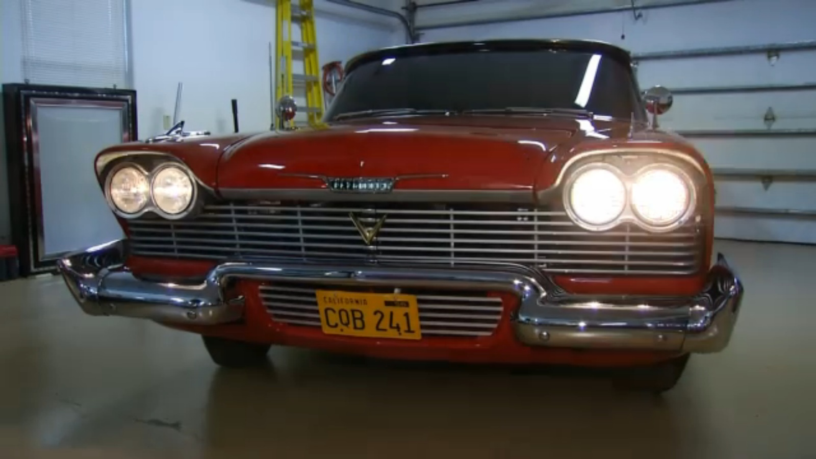 Christine's Headlights