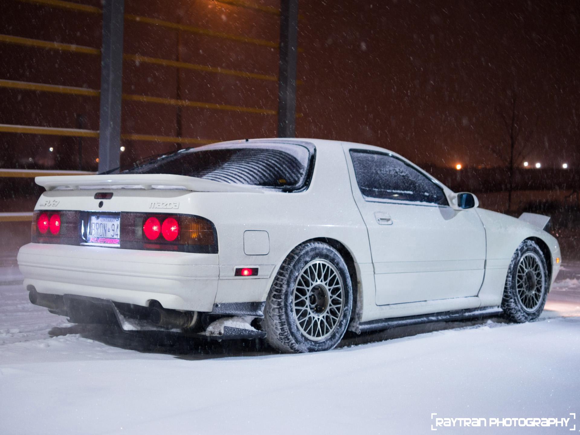 Mazda Millenia White Snow Milly Logbook: MyConfinedSpace