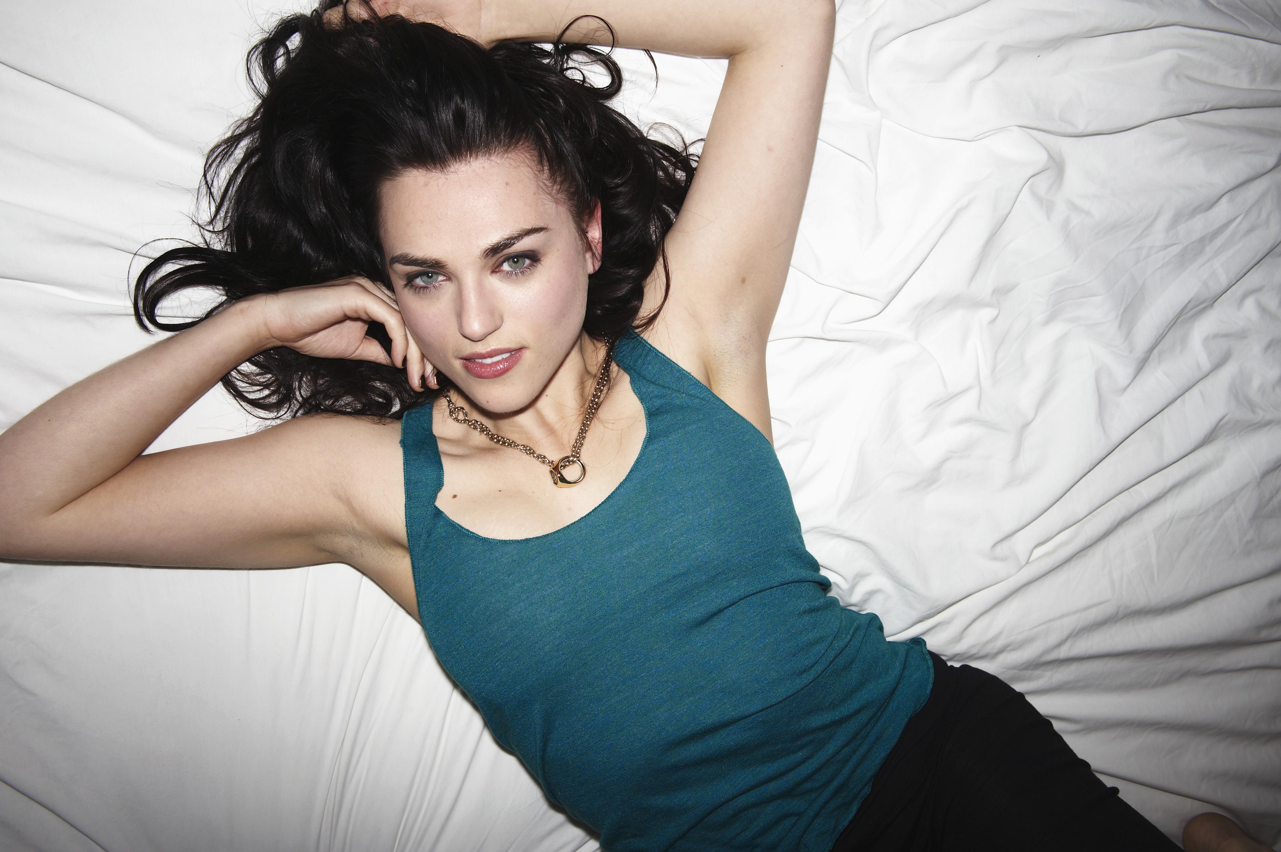 Katie Mcgrath's sexy arm pits