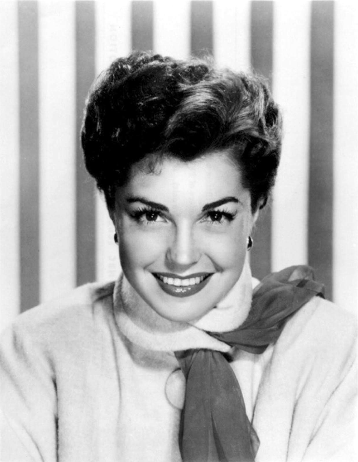 Esther Williams with a nice scarf