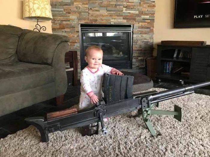 baby sniper
