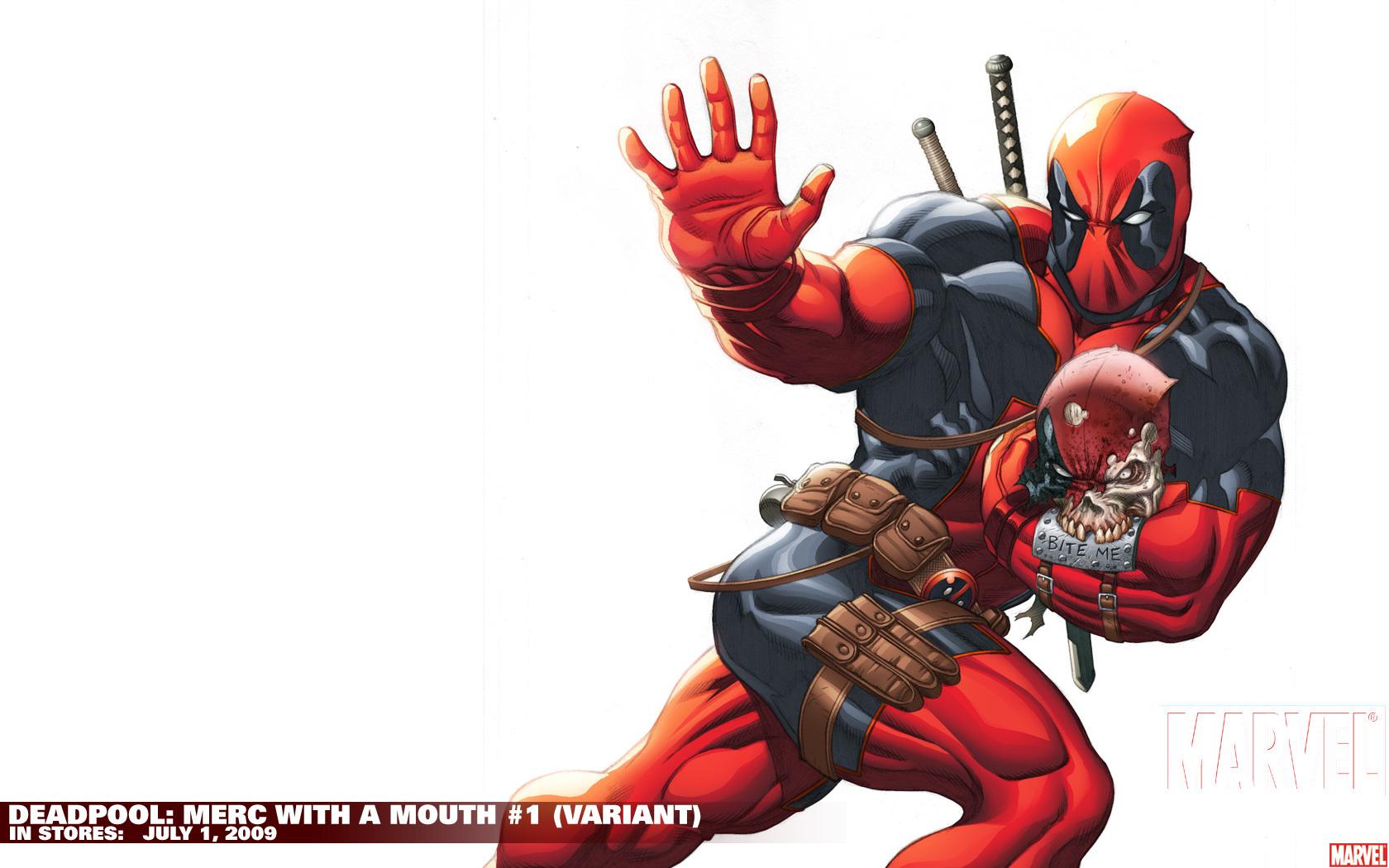 Deadpool – Bite Me