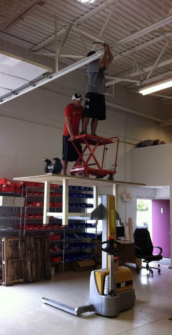 OSHA ladder