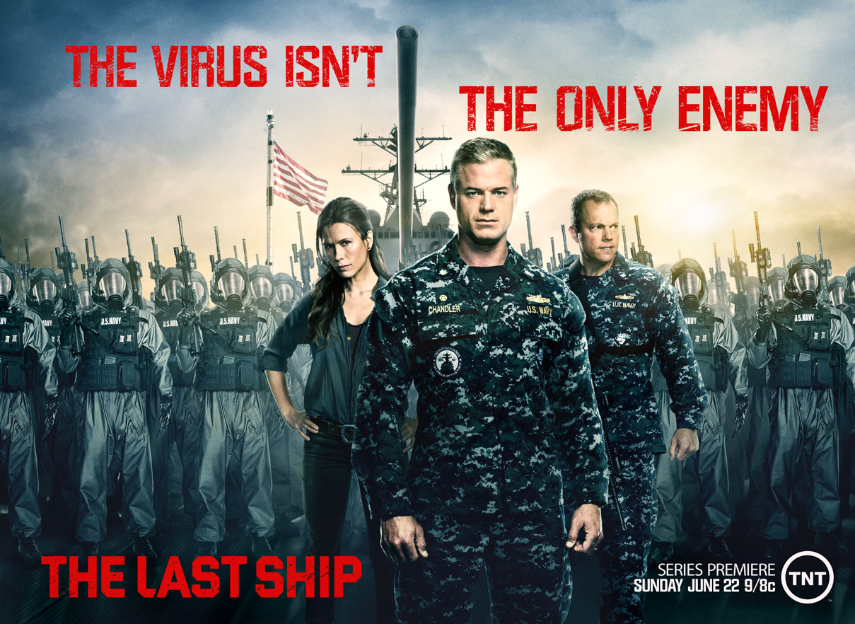 The Last Ship – The Virus Isn't The Only Enemy