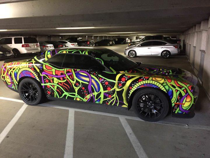 Car Paint Job >> Awesome Car Paint Job Myconfinedspace