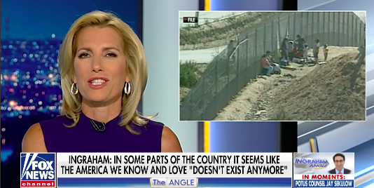 Fox News Now Airs Unabashed White Nationalism in Primetime