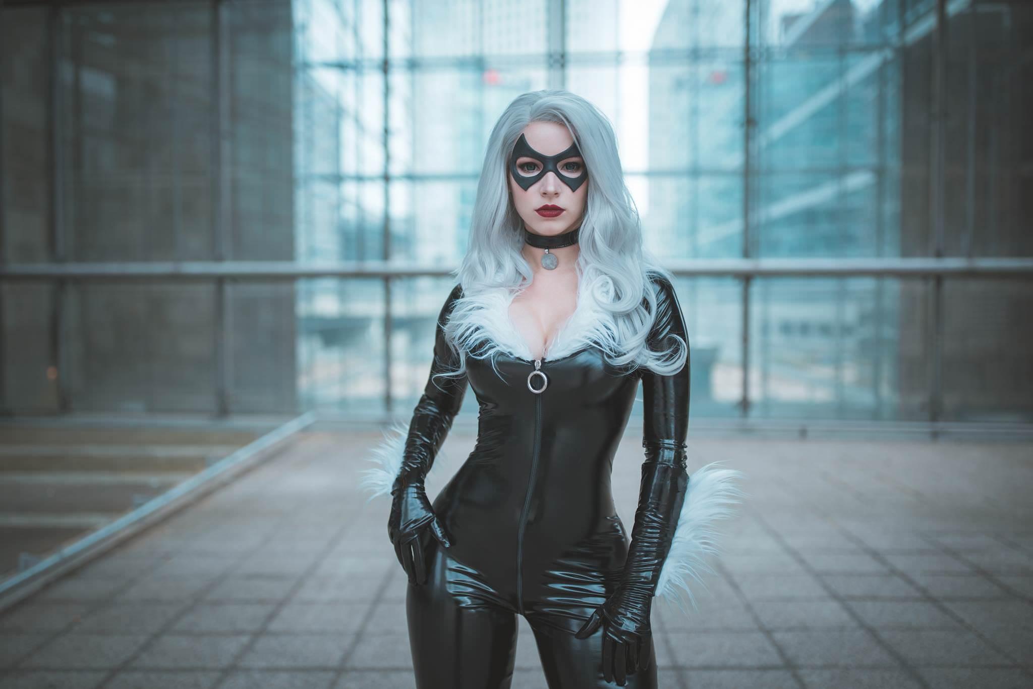 Black Cat from Marvel Comics by Enji Night.jpg