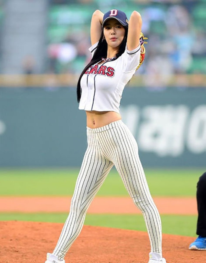 Clara Lee throwing out an entire game.jpg