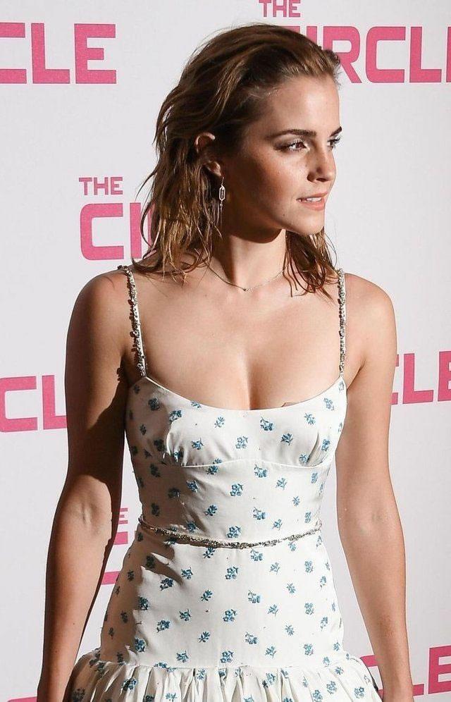 Emma Watson in a cute dress.jpg