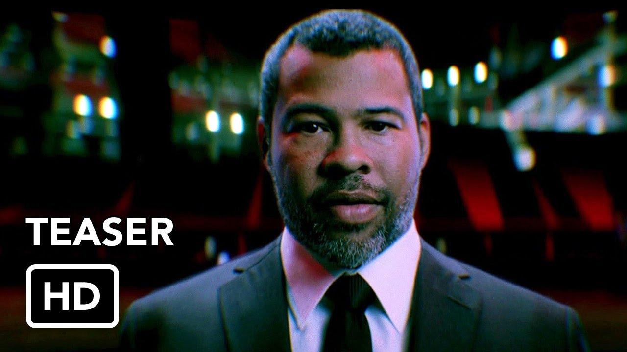 The Twilight Zone Super Bowl Promo HD Jordan Peele CBS All Access series