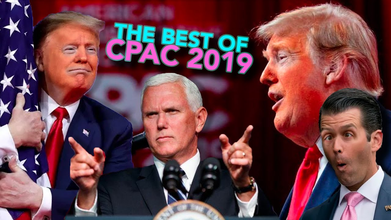 Vic Berger Presents The Best Of CPAC 2019