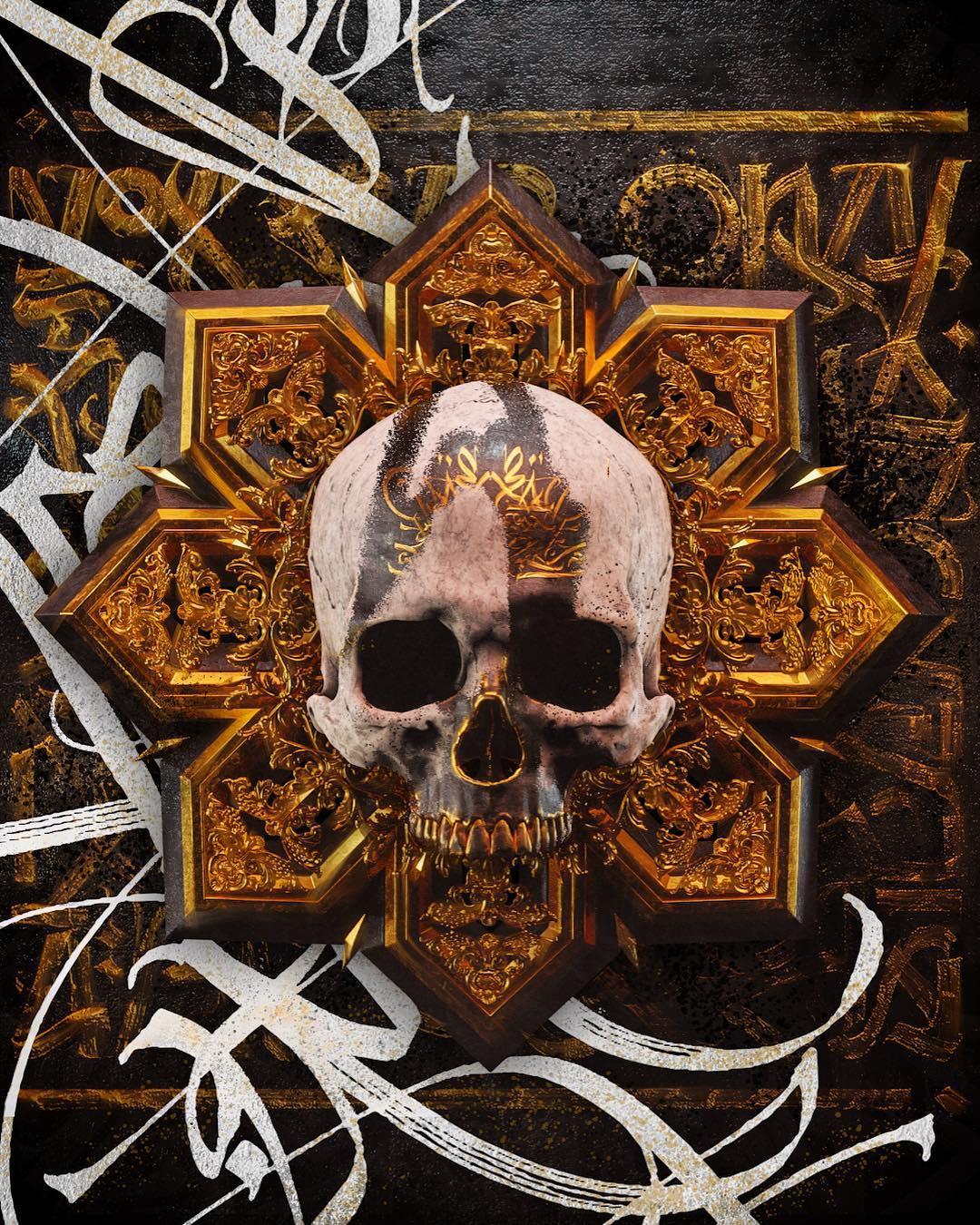 golden skull seal.jpg