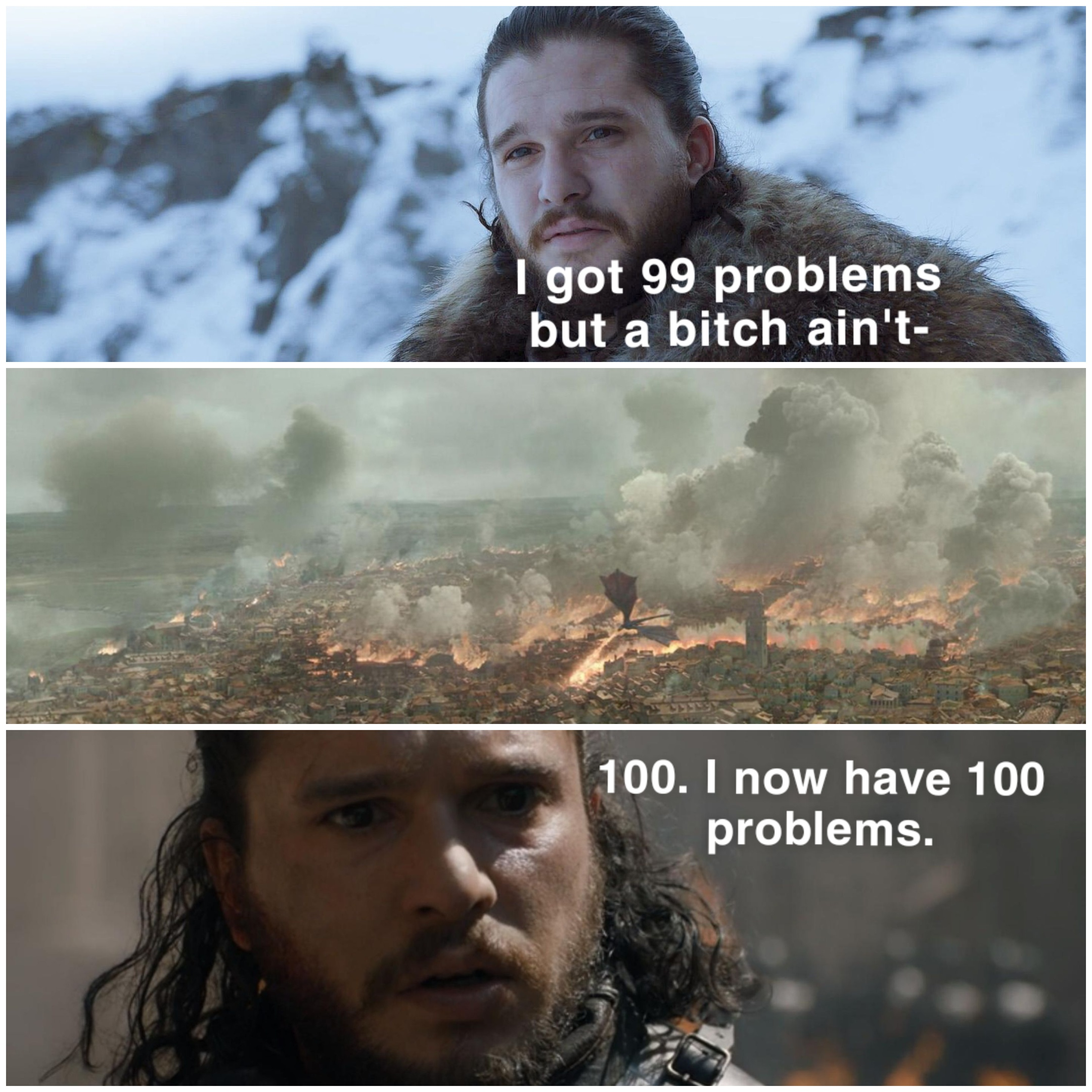 99 or 100 problems