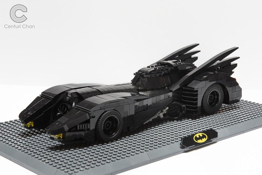 LEGO Batmobile
