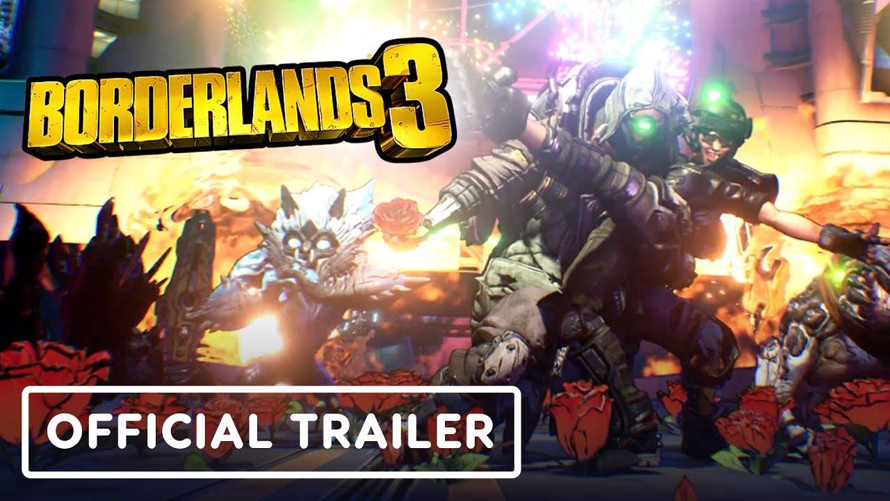 Borderlands 3 – 'So Happy Together' Official Trailer