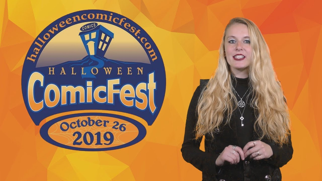 Halloween ComicFest 2019 Free Comics Announced