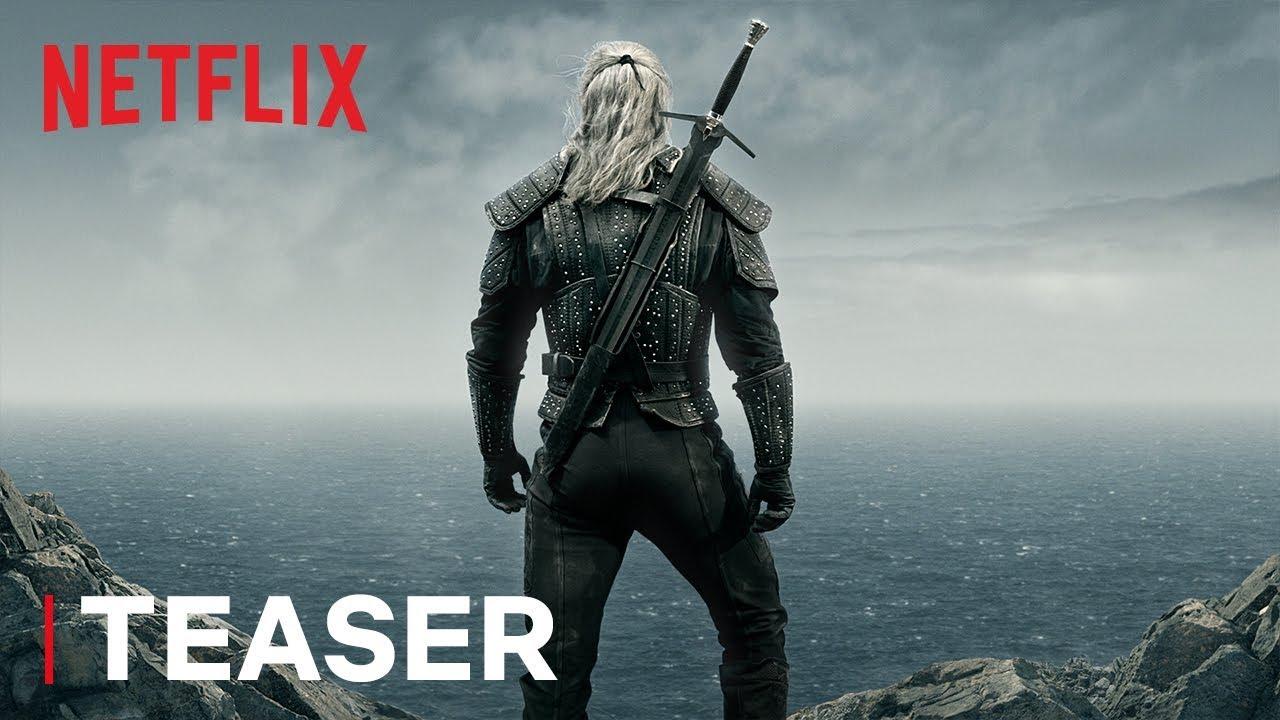 The Witcher  Official Teaser  Netflix