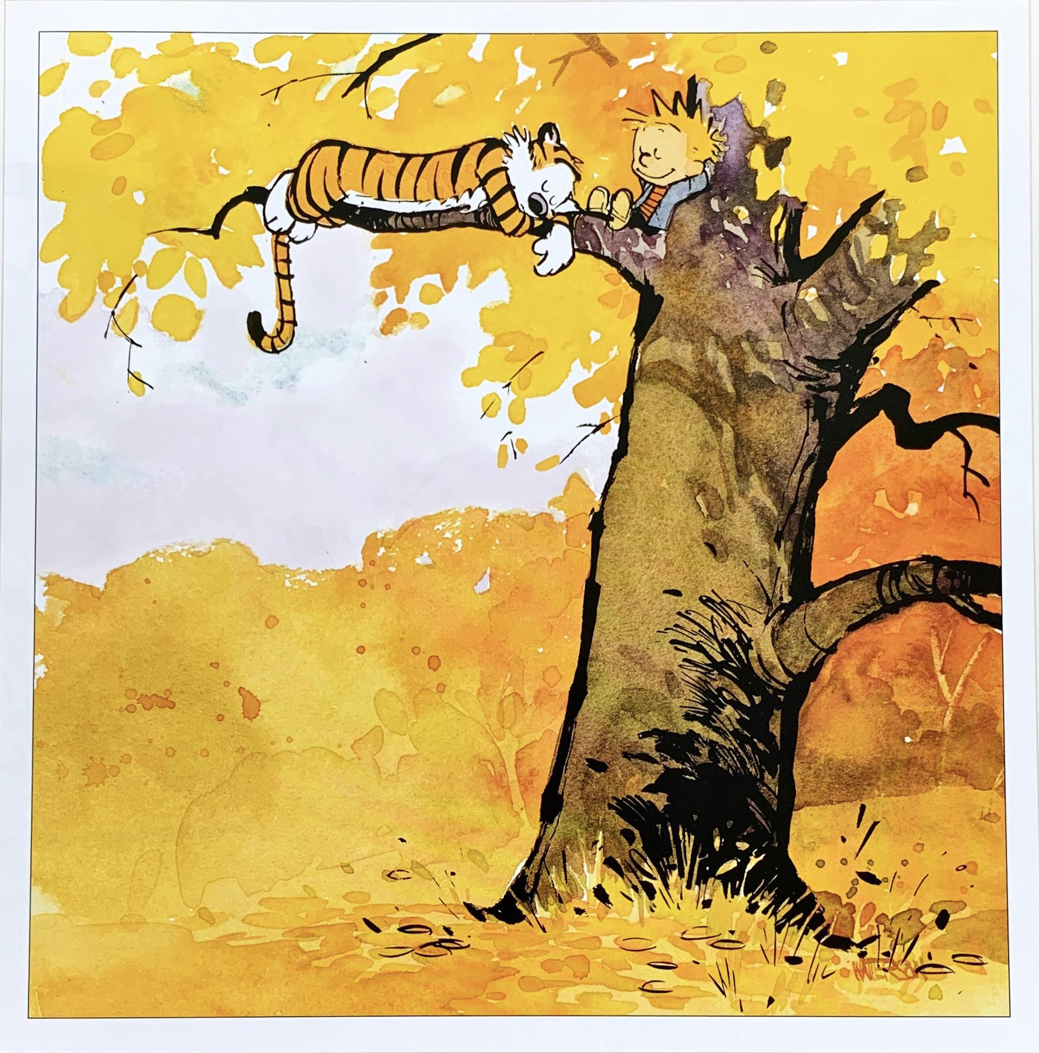 calvin and hobbes in a tree.jpg