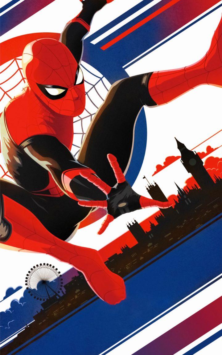 Spider Man Movie Poster Myconfinedspace