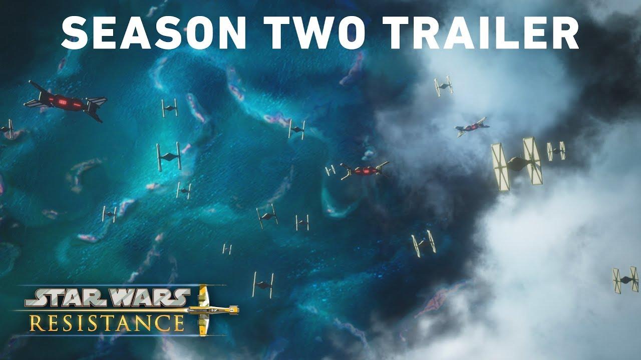 Star Wars Resistance Season 2 – Trailer Official