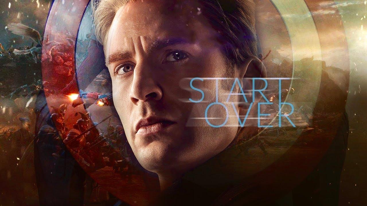 MARVEL Steve Rogers  Start Over