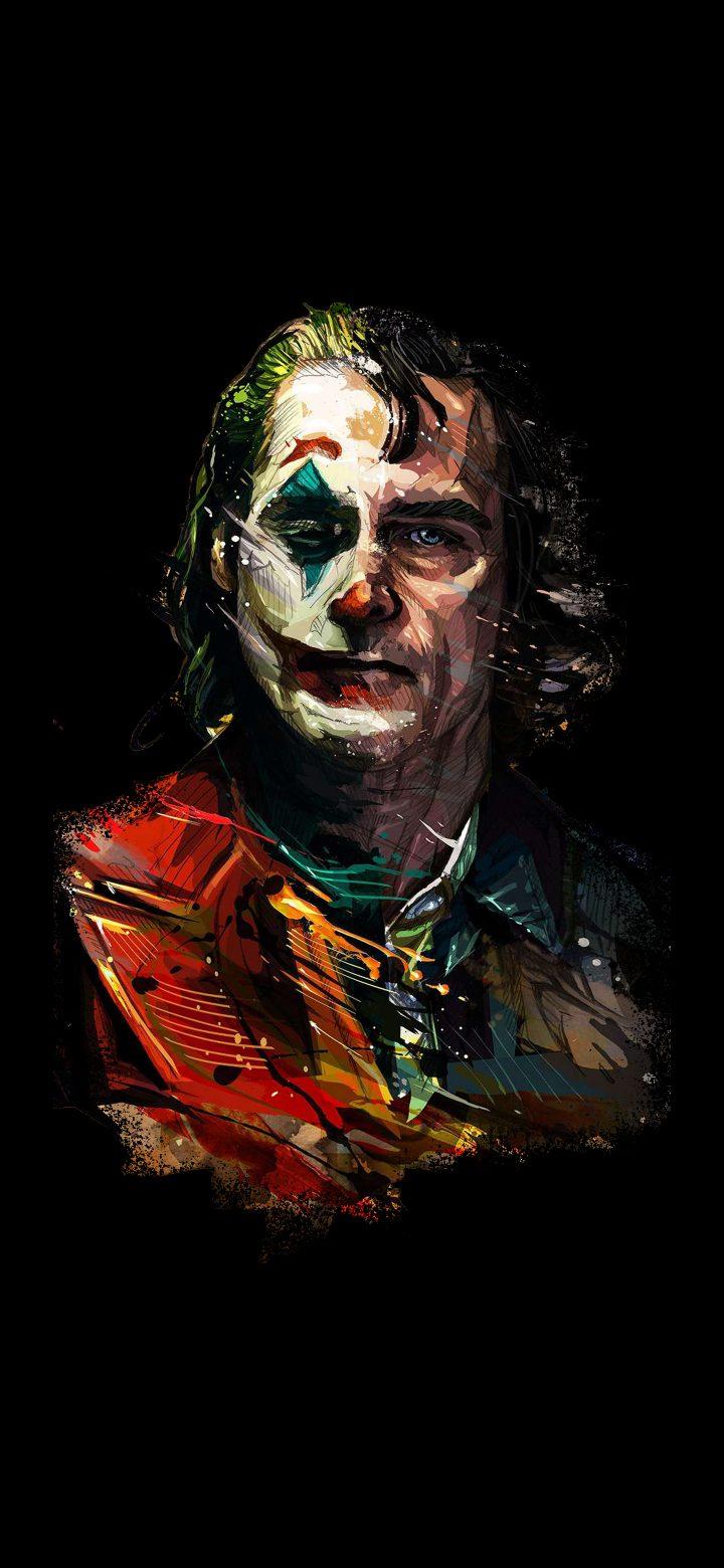 Joker Face Myconfinedspace